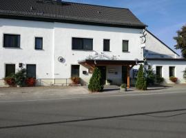 landgasthof-zur erholung, Hotel in der Nähe vom Flughafen Leipzig/Halle - LEJ,