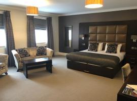 Best Western Lion Hotel, hotel near Clumber Park, Worksop