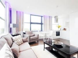 City Stay Apartments - Centro, hotel in Milton Keynes