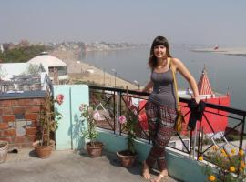 Rahul Guest House, hotel near Ramnagar Fort, Varanasi