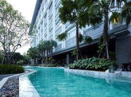 Health Land Resort & Spa, hotel in Pattaya South