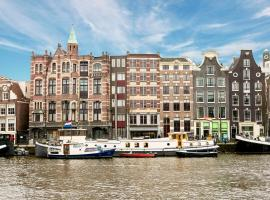 Eden Studios and Apartments, hotel in Amsterdam