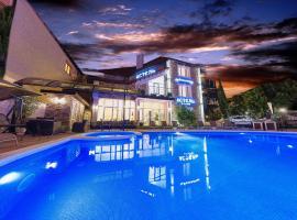 Astel Villa, hotel with jacuzzis in Gelendzhik