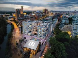 HighPark by Palmira, luxury hotel in Berlin