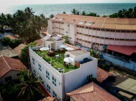 Blue Water Boutique Hotel, hotel en Negombo