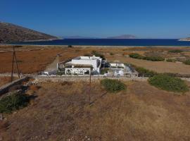Traditional House by The Beach, ξενοδοχείο κοντά σε Τάφος Ομήρου, Αγία Θεοδότη