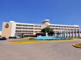Hotel Cubanacan Comodoro, отель в городе Гавана