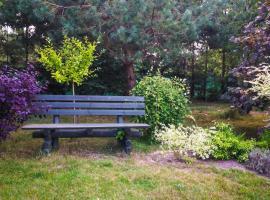 Biała Przystań – dom wakacyjny w Sasinie