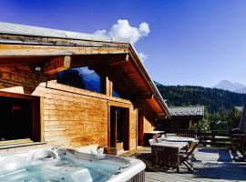 Chalet 4C, hotel in Les Houches