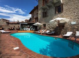 Relais La Fattoria, hotell i Castel Rigone