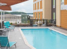 Home2 Suites By Hilton Hot Springs, hotel v destinaci Hot Springs