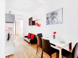 Red Home, accessible hotel in Milan