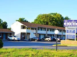 Flagship Inn & Suites, hotel near Foxwoods Casinos, Groton