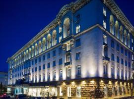Sofia Hotel Balkan, a Luxury Collection Hotel, Sofia, hotel in Centrum, Sofia