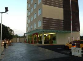 Caspari Hotel, hotel in Tampin