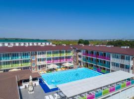 Sea Breeze Resort, отель в Анапе