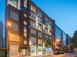 Best Western Plus Grand Hotel Victor Hugo, hotel in Luxembourg