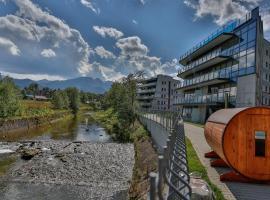 Szklane Domy – hotel w Zakopanem