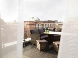 EPIC Apart Hotel - Duke Street, budget hotel in Liverpool