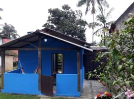 Chalé saí azul, hotel near Cachoeira de Deus, Penedo