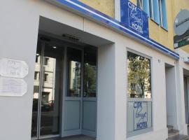 City Lounge Hotel, hotel near Central Station Düsseldorf, Düsseldorf