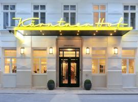 Hotel Kärntnerhof, hotel near St. Peter's Catholic Church, Vienna