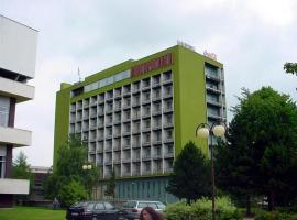Hotel Gerlach, отель в Попраде