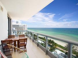 Monte Carlo by Miami Vacations, serviced apartment in Miami Beach