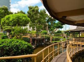 Pagoda Hotel, Hotel in Honolulu