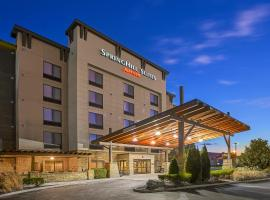 SpringHill Suites Pigeon Forge, hotel in Pigeon Forge