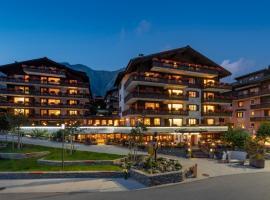 Hotel Alpina, hotel in Klosters