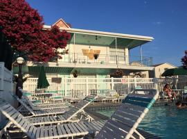 Eden Roc Motel, hotel in Ocean City