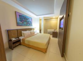 Frankie's Foods And Rooms, hotel in Accra