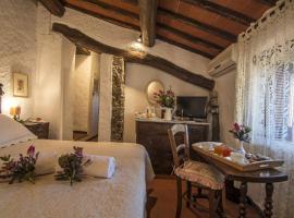 Hotel Colle Etrusco Salivolpi, hotell i Castellina in Chianti