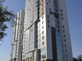 Апартаменты Shokolad на Покрышкина 25, hotel near Red Square Shopping Mall, Krasnodar