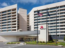 Long Island Marriott Hotel, hotel in Uniondale