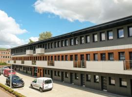 Apartments A7, hotel Hamburgban
