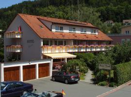 Hotel Koch, hotel in Bad Liebenzell