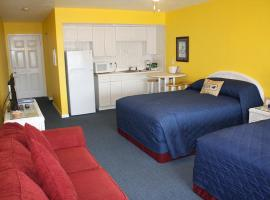 Barefoot Bay Resort Motel, hotel near Clearwater Country Club, Clearwater Beach