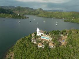 AL FARO Cosmio Hotel Palawan, hotel in Busuanga