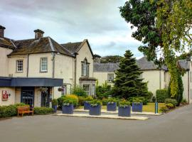 Best Western Plus Dunfermline Crossford Keavil House Hotel, golf hotel in Dunfermline