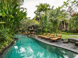 Amatara Arya Ubud, resort village in Ubud