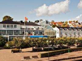 "Grand Hotel Åsgårdstrand, hotel near ""Sandefjord Airport, Torp"" - TRF, Åsgårdstrand"