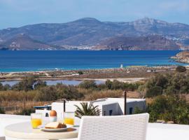 Camara Hotel, hotel near Plaka Camping, Agios Prokopios