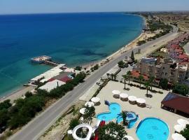 Exotic Hotel & SPA, מלון בBoghaz