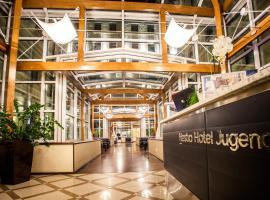 Hestia Hotel Jugend, viešbutis Rygoje