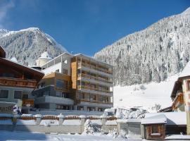 Hotel Garni Panorama, hotel in Ischgl