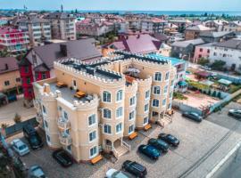 Guest House Zamok u morya, budget hotel in Vityazevo