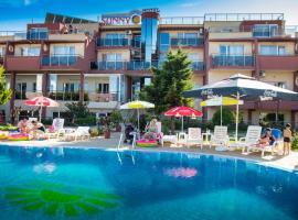 Hotel Sunny, отель в Созополе