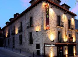 Hotel El Doncel, hotel in Sigüenza